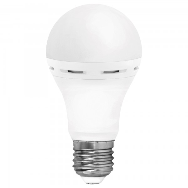 Bomb.led estandar emergencia 9w.fria