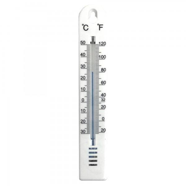 Termometro plastico 17cm.111