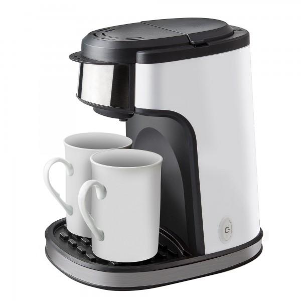 Cafetera express kuken  4 tz 240 ml blan
