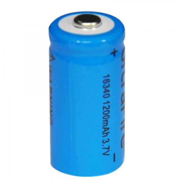 Recambio bateria litio linterna 23235