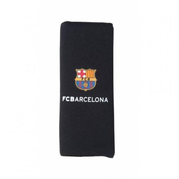 Almohadillas protectoras cinturón seguridad infantiles fc barcelona