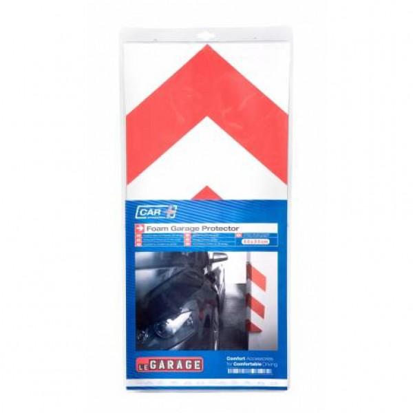 """Protector de espuma antigolpes """"le garage"""" 65x30 cm. protectores para golpe. pared y esquinas."""