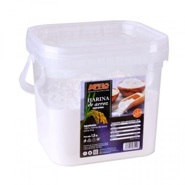 Harina arroz 1,5 kg