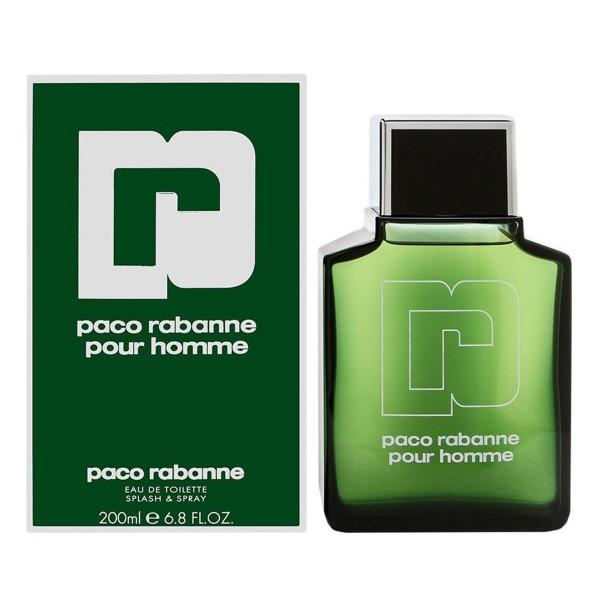 Paco rabanne homme 200ml vaporizador