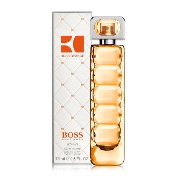 Hugo boss boss orange eau de toilette woman 75ml vaporizador