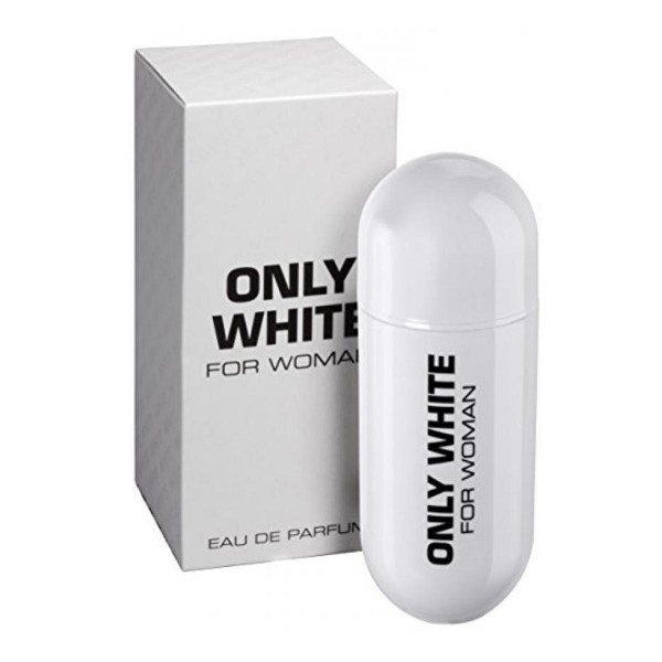Dyal only white eau de parfum for woman 80ml vaporizador