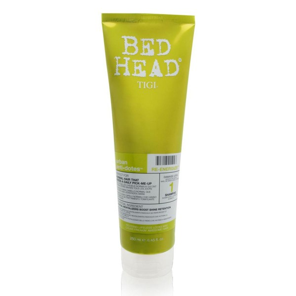 Tigi bed head re-energize shampoo 250ml