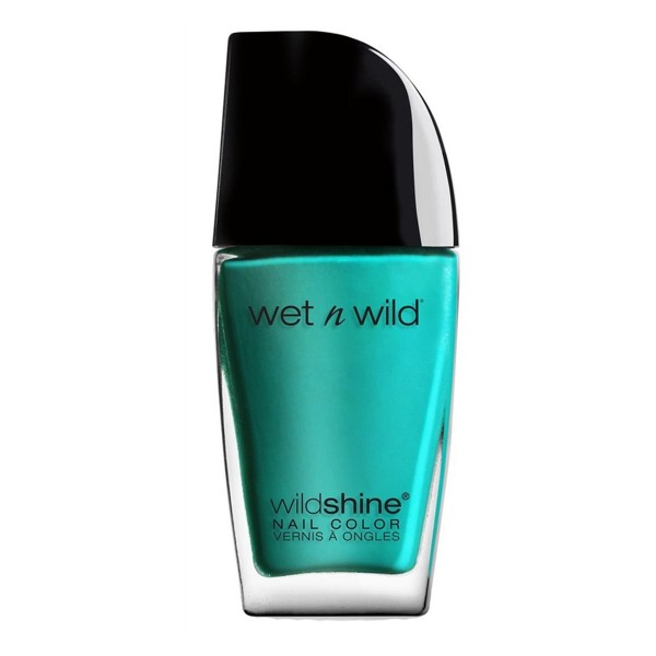 Wetn wild wildshine nail color laca de uñas be more pacific