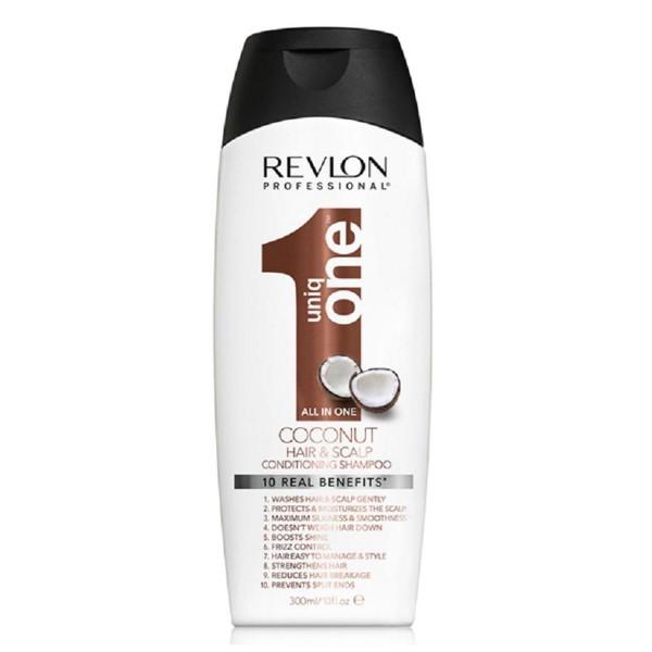 Revlon uniq one coconut shampoo 300ml