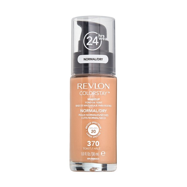 Revlon colorstay makeup normal/dry spf20 370 toast 30ml