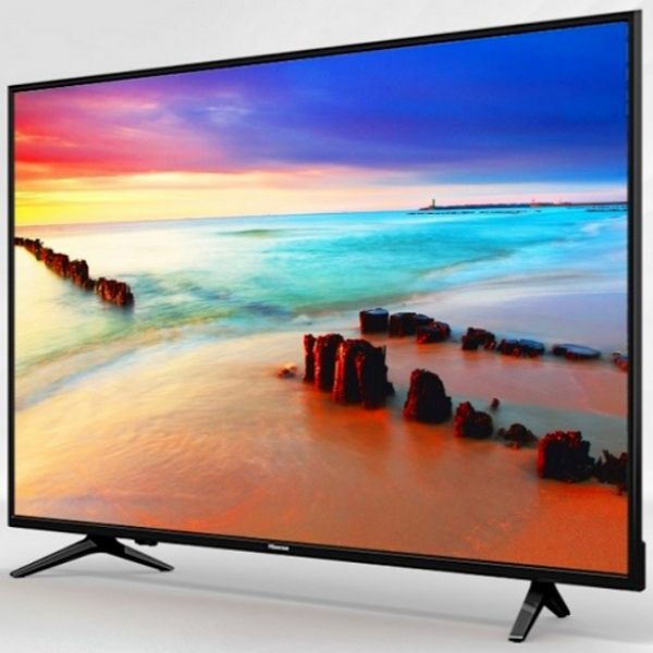Hisense h43a6140 televisor 43'' lcd direct led uhd 4k hdr smart tv wifi lan hdmi usb reproductor multimedia