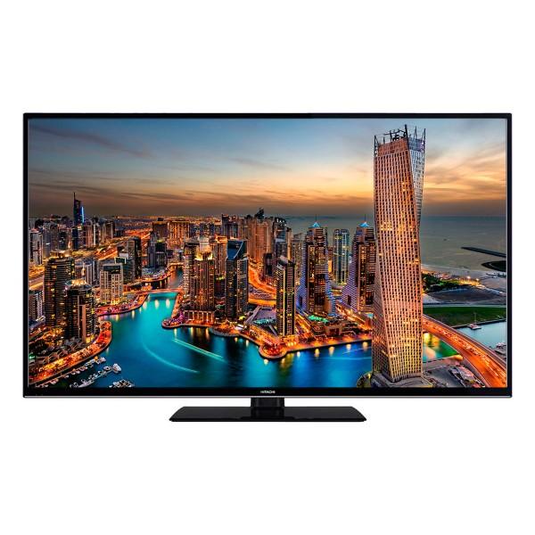 Hitachi 49hk6000 televisor 49'' lcd direct led uhd 4k hdr 1200hz smart tv wifi bluetooth hdmi usb grabador y reproductor multimedia