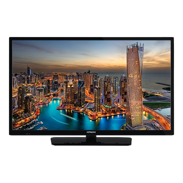 Hitachi 24he1000 televisor 24'' lcd direct led hd ready 200hz hdmi usb grabador y reproductor multimedia