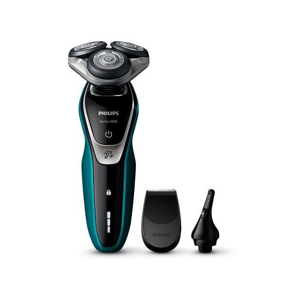 Philips s5550/44 afeitadora eléctrica en seco y húmedo