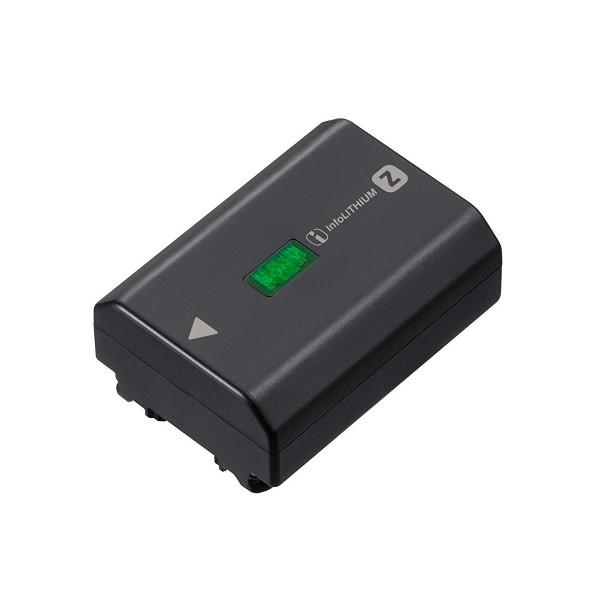 Sony np-fz100 batería recargable serie z con tecnología infolithium