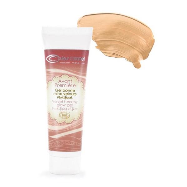 Couleur caramel velvet healthy glow gel 61 warm sand