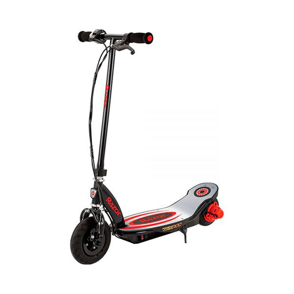 Razor power core e100 rojo scooter eléctrico 18 km/h