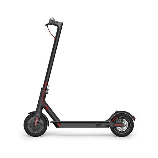 Xiaomi mi electric scooter m365 negro patinete eléctrico hasta 25km/h y 30km de autonomía con diseño plegable