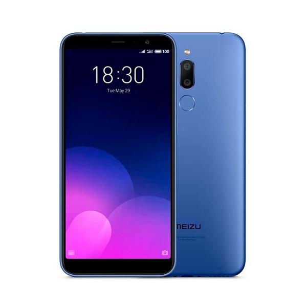 Meizu m6t azul móvil 4g dual sim 5.7'' ips hd+/8core/32gb/3gb ram/13mp+2mp/8mp