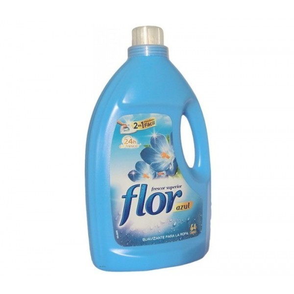 Flor Suavizante Azul 2200 ml 44 lavados