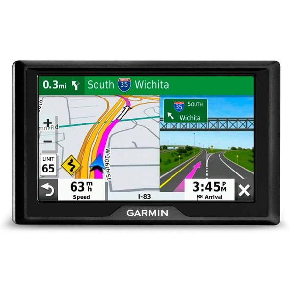 Garmin drive 52 lmt-s se gps con mapas preinstalados de europa occidental pantalla de 5''