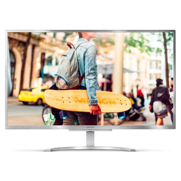 Medion plata pc all-in-one 23.8'' lcd ips celeron 2.7ghz/emmc 64gb/4gb ram/w10 home