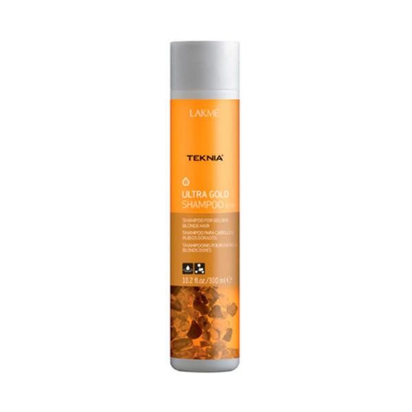 Lakme teknia ultra gold shampoo refresh 300ml