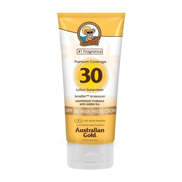 Australian gold premium coverage spf30 lotion 177ml
