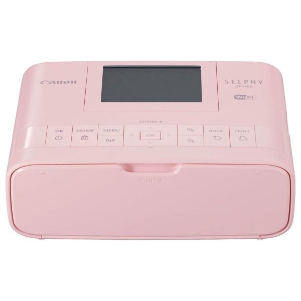 Canon selphy cp1300 rosa mini impresora superrápida wi-fi usb sd