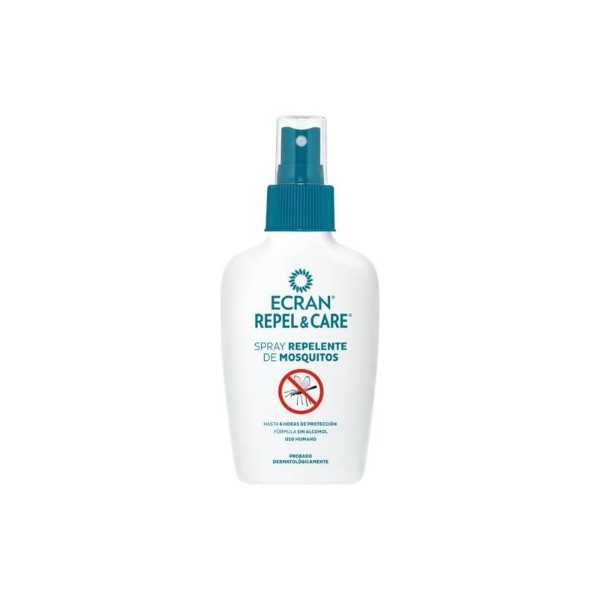 Ecran Repel & Care Spray repelente de mosquitos 100 ml