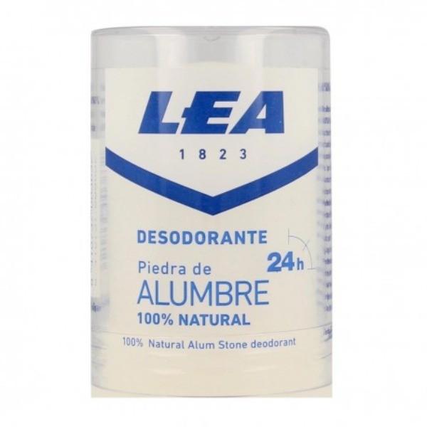 Lea piedra de alumbre desodorante stick