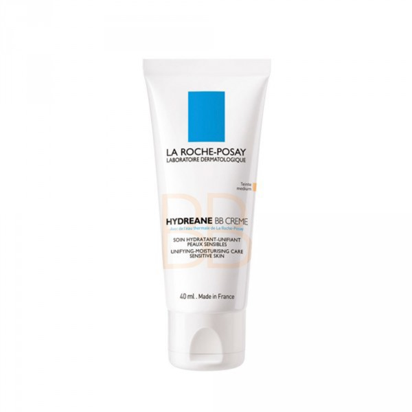 La roche posay hydrane bb cream medium shade 40ml