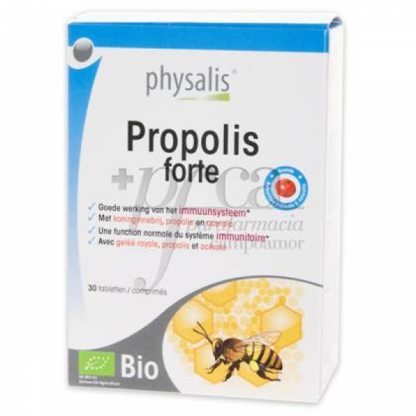 PROPOLIS FORTE 30 COMPS BIO PHYSALIS