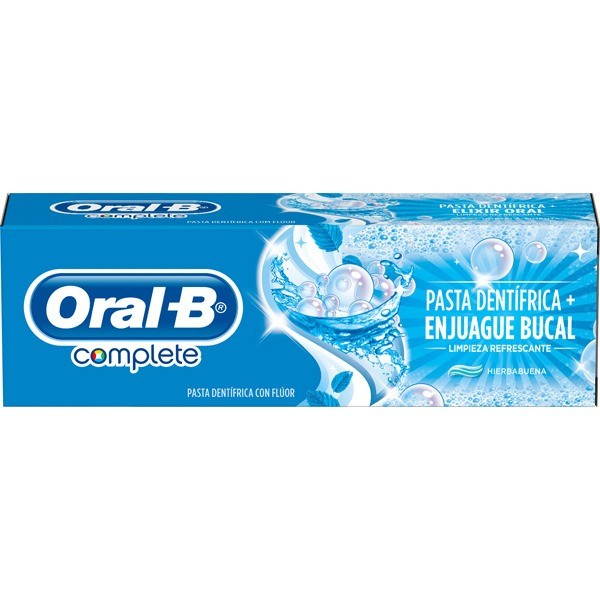 Oral -B dentífrico Complete 75 ml