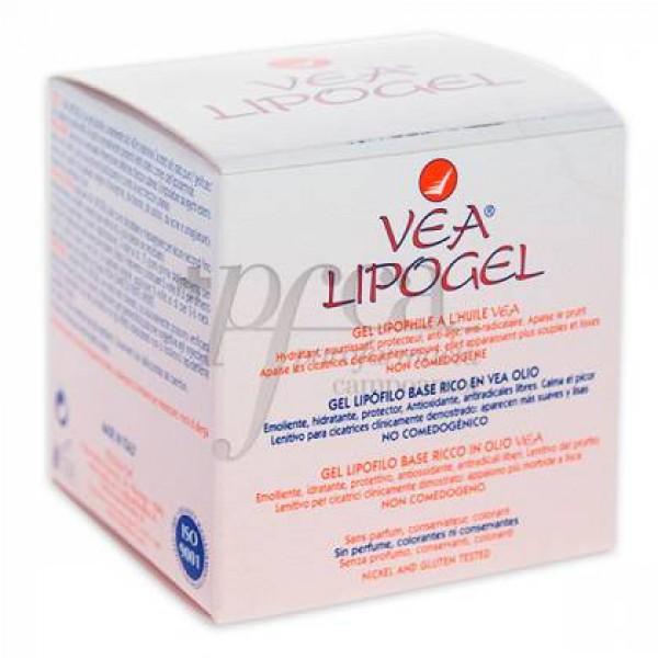 VEA LIPOGEL GEL LIPOFILO RICO EN VEA OLIO 50ML