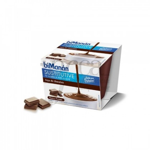BIMANAN COPA CHOCOLATE INDIVIDUAL