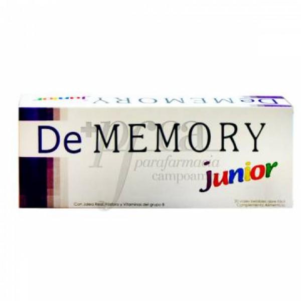 DE MEMORY JUNIOR 20 AMPOLLAS