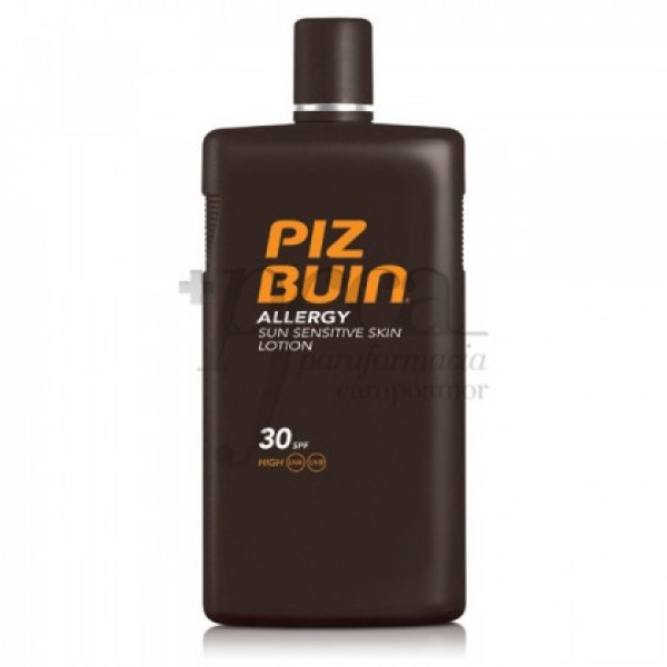 PIZ BUIN ALLERGY SPF30 LOCION 400 ML