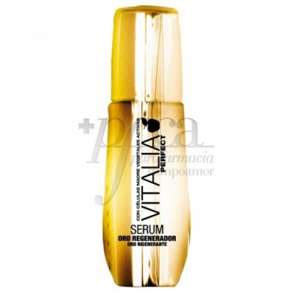 VITALIA PERFECT GOLD SERUM FACIAL 40ML