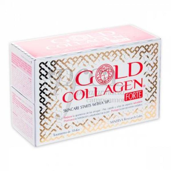 GOLD COLLAGEN FORTE MONODOSIS 10X50 ML