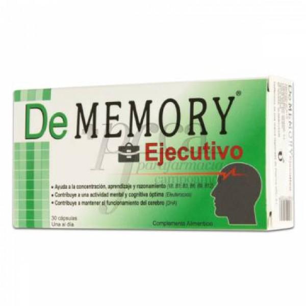 DE MEMORY EJECUTIVO 30 CAPS