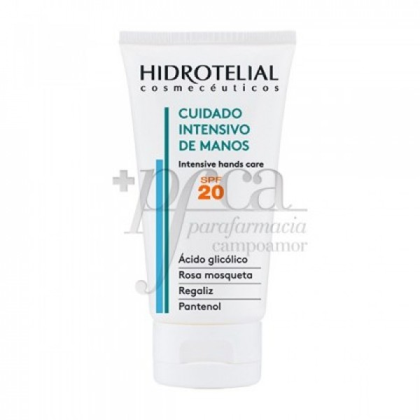 HIDROTELIAL CREMA DE MANOS SPF20 50ML