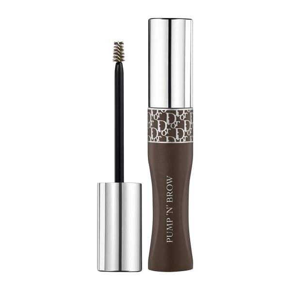 Dior pump'n brow mascara de pestañas 002 dark brown 1un