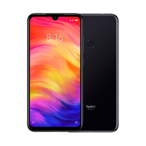 Xiaomi redmi note 7 negro móvil 4g dual sim 6.3'' ips fhd+/8core/64gb/4gb ram/48mp+5mp/13mp