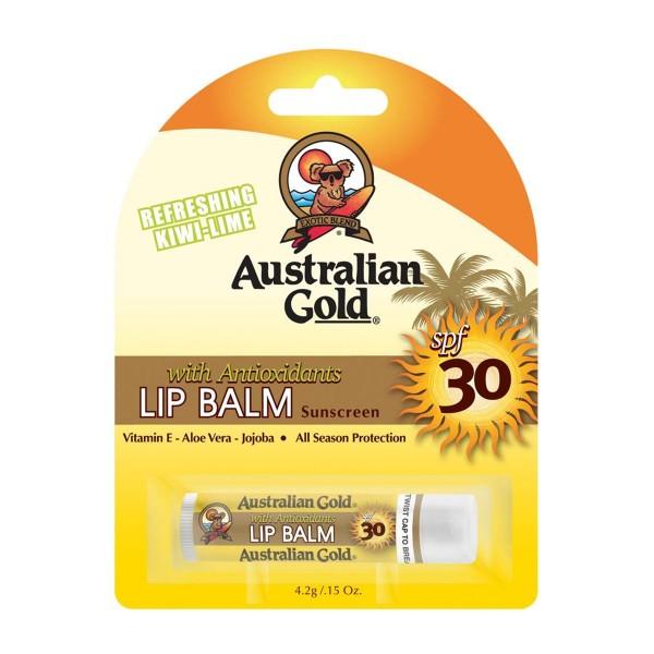 Australian gold premium labios balsamo spf30 4.2gr
