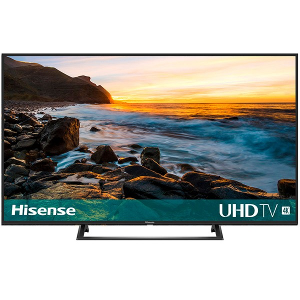 Hisense h43b7300 televisor 43'' lcd direct led uhd 4k 1400hz smart tv wifi ci+ hdmi usb reproductor multimedia
