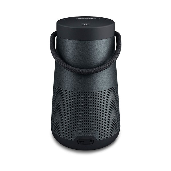 Bose soundlink revolve+ negro altavoz inalámbrico bluetooth sonido de alta calidad envolvente 360º