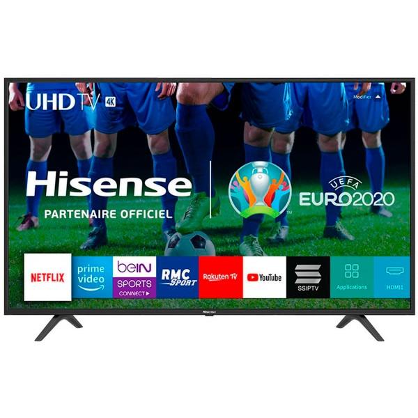 Hisense h43b7100 televisor 43'' lcd direct led uhd 4k 1400hz smart tv wifi ci+ hdmi usb reproductor multimedia