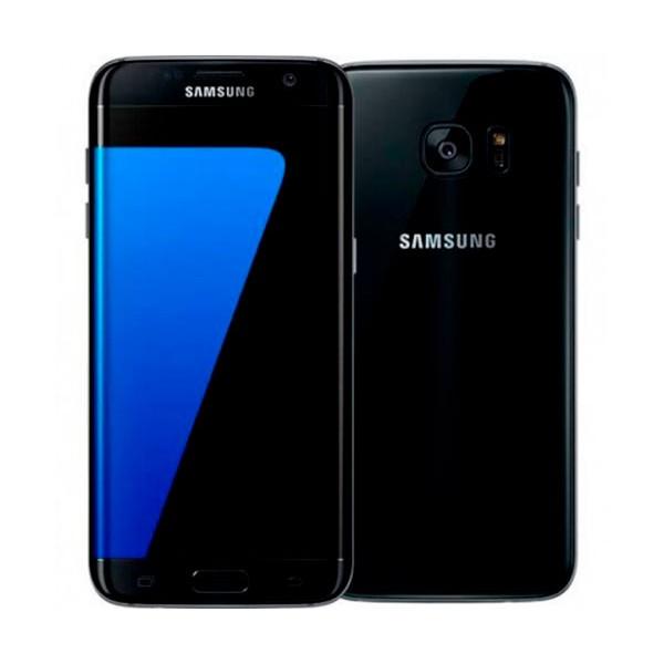Samsung galaxy s7 edge 32gb dorado sm-g935 reacondicionado cpo móvil 4g 5.5'' curva/8core/32gb/4gb ram/12mp/5mp