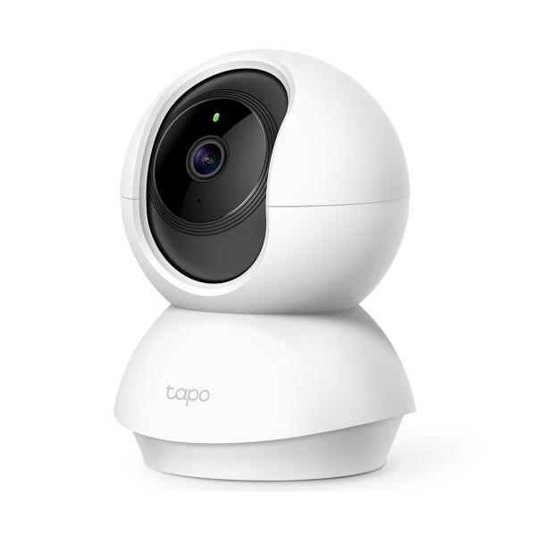 Tp-link tapo c200 blanco cámara wifi rotatoria de seguridad para casa